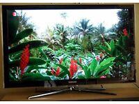 "Samsung 46"" 3DTV"