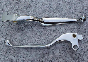 Honda Shadow VT 1100 Valkyrie VTX 1800 CHROME LEVERS