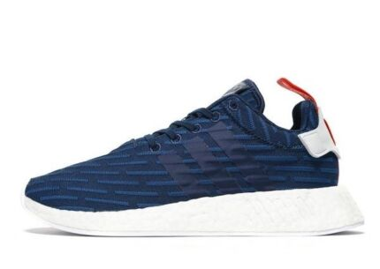 Nmd r2 blue size 8uk 8.5us Adidas sneakers