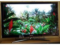 """Samsung 46"""" 3D TV"""