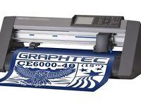Graphtec CE6000-40 vinyl cutter/plotter