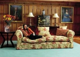 Tetrad settee and arm chair