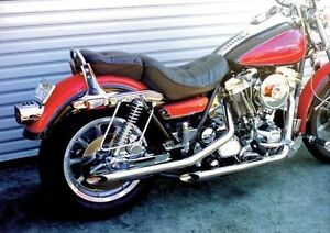 Cycle shack fxr exhaust for sale