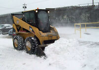 **Skid Steer Services**