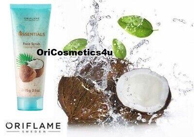 Oriflame Essentials Coconut Water Face Scrub