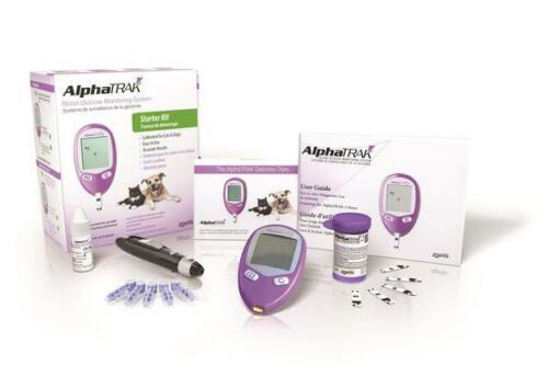 AlphaTRAK 2 Blood Glucose Meter Starter Kit (Now Includes 50 Test Strips)