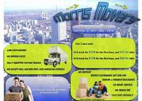 LOW COST MOVERS With THE BEST QUALITY  416 618 3353