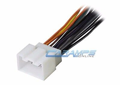 NEW CAR STEREO CD PLAYER WIRING HARNESS WIRE ADAPTER PLUG FOR AFTERMARKET RADIO 1998 2002 Lincoln Continental Auto