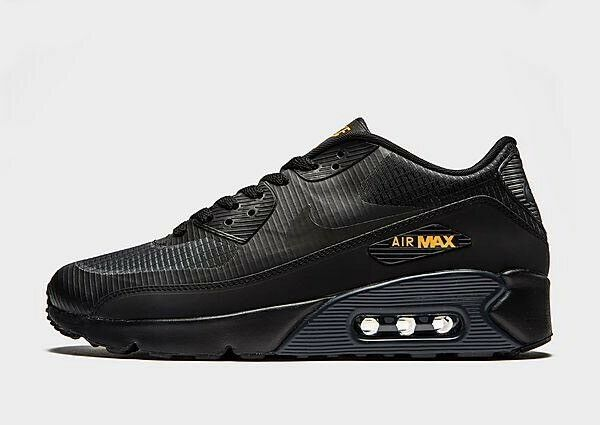quality design 5b7e8 a9994 Nike Air Max 90 Ultra black orange size 11 worn 3 times