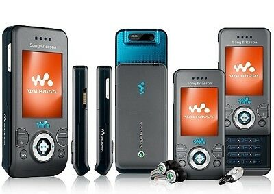 ROGERS+CHATR SONY ERICSSON W580i CELL PHONE GSM CAMERA CELL PHONE MP3 MP4 PLAYER Mp4 Sony Ericsson