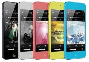 5th and 6th Generation iPod Touch