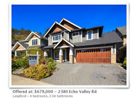 ♥ Stunning Custom Built Bear Mountain Home! (2382 Echo Valley Dr