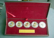 Beijing Olympic Coin Set