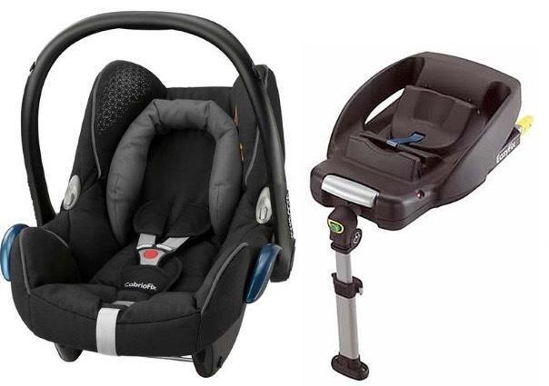 maxi cosi infant car seat and fixture base in northampton northamptonshire gumtree. Black Bedroom Furniture Sets. Home Design Ideas