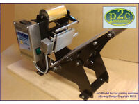 hot foil printing and stamping machine from only £395.00 NO VAT