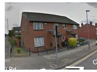 4 bed semi detached housing association looking to downsize to a three bedroom house with a drive!