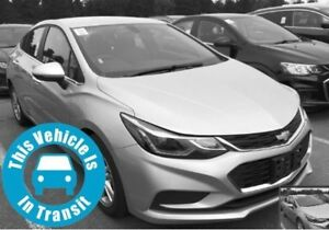 2017 Chevrolet Cruze LT| Heat Seat| Rem Entry| 7 Mylink w/BT| RV
