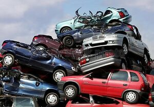 WE PAY TOP DOLLAR FOR ANY SCRAP VEHICLE - $150-$