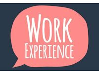 2 WEEKS WORK EXPERIENCE LEADING TO FULL-TIME ROLE! APPLY RIGHT NOW!