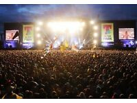 CONCERT HALL @4pm - REFRESH PASS FOR SALE - T in the Park