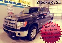 2014 Ford F-150 ECOBOOST