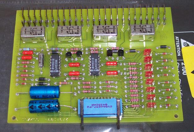 GENERAL ELECTRIC IC3600AFRB1B1B CIRCUIT BOARD / CARD IC3600AFRB