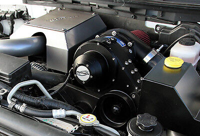 Ford SVT Raptor 6.2L  Procharger i-1 Programmable Supercharger Stage II System