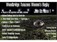 Women's Rugby Training- Woodbridge