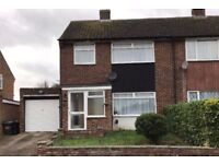 Three bedroom house with garage, conservatory, utility room and much more