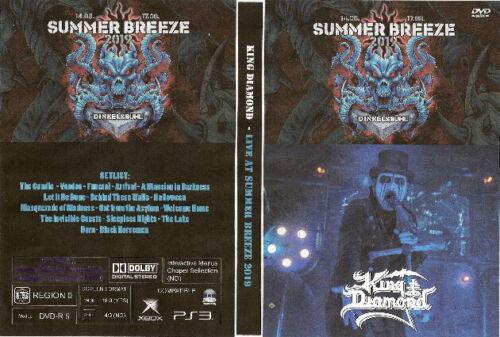 king diamond summer breeze dvd 2019 mercyful fate metallica ozzy dio