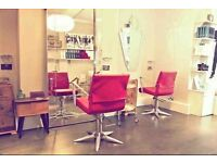 Self Employed/Rent A Chair Hairdresser Required.