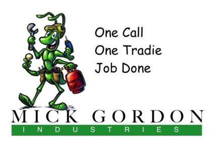 MICK GORDON INDUSTRIES