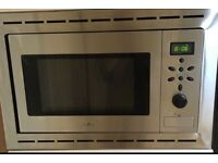 CDA Integrated microwave and kit