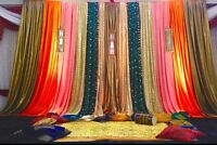 Affordable wedding backdrops,birthday,Mehandi ,Reception &More