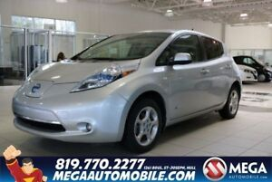 2011 Nissan Leaf H.B. NAV ELECTRIC