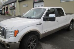 2011 Ford F-150 King Ranch Camionnette