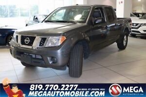 2017 Nissan Frontier SV 4WD