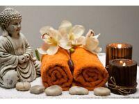 Swedish & Thai massage