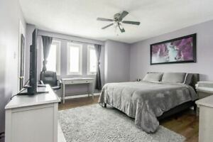 CUTE AS A BUTTON 2 BR TOWNHOUSE IN NORTH EAST OSHAWA!