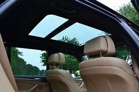 BMW X5 M SPORT SUV 3.0D AUTO 7S *TOP SPEC* PAN-ROOF SAT-NAV SPORT-ALLOYS LEATHER SEATS DVD & CAMERA