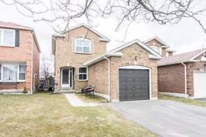 Detached 3+1 Bdrm Home** Attached Grg** Fin Bsmt W/ Rec Rm**