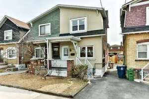 East York 2 Bdrm Semi-Det Home - Reno'd Top To Bottom!