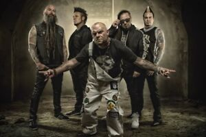 2 tickets to Five Finger Death Punch and Breaking Benjamin
