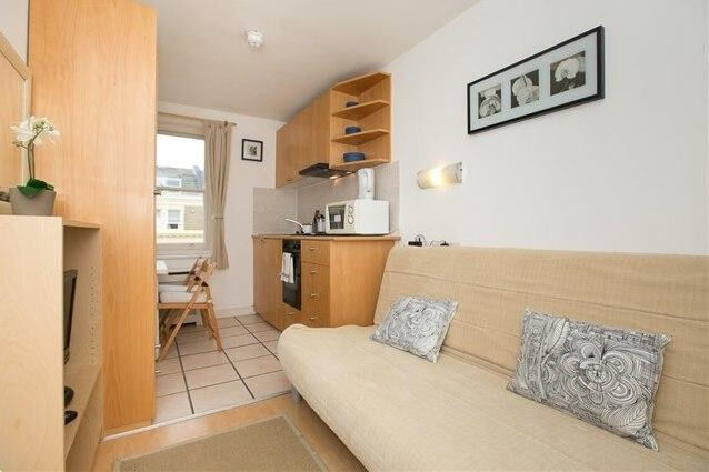 ***Earls Court*** - Smart residential studio flat