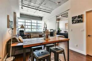 1-Bedroom Loft in Historic Steam Plant Lofts
