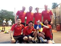 CLAPHAM JUNCTION 6 A-SIDE LEAGUE - £45