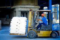 Experienced Forklift drivers needed