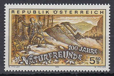 Österreich Austria 1995 ** Mi.2154 Landschaften Landscapes Natur Nature