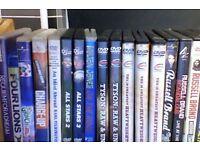 DVD Selection (20 DVD's) see description