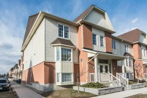 BEAUTIFUL 2+1 BEDROOM CONDO-TOWNHOUSE FOR RENT IN WHITBY!! $1700